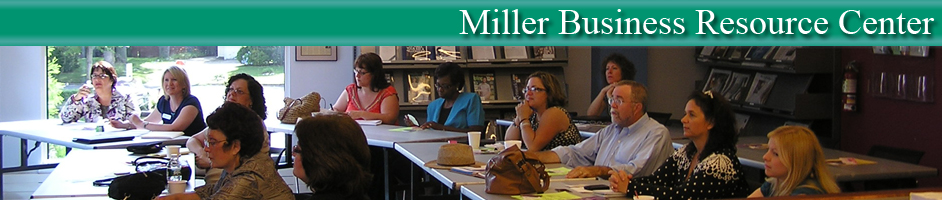 Miller Business Resource Center