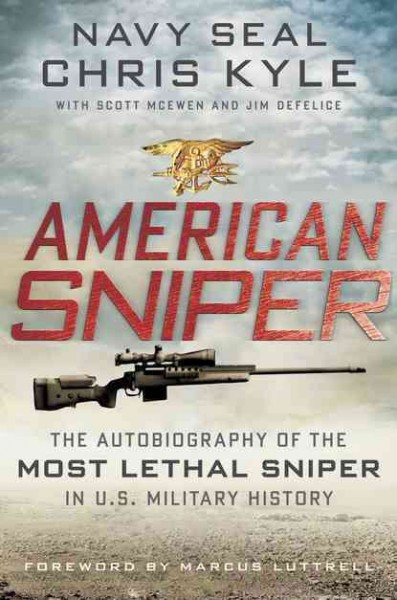 American Sniper | Middle Country Public Library