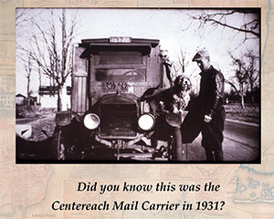 1931 Mail Carrier