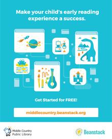 Beanstack Flyer MCPL website