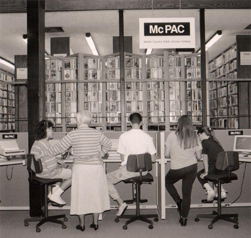 Library History | Middle Country Public Library