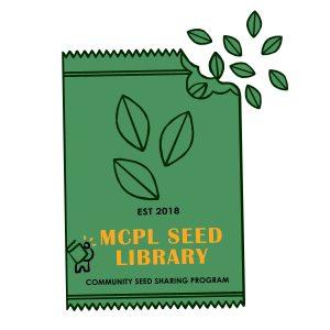 MCPL Seed Library logo