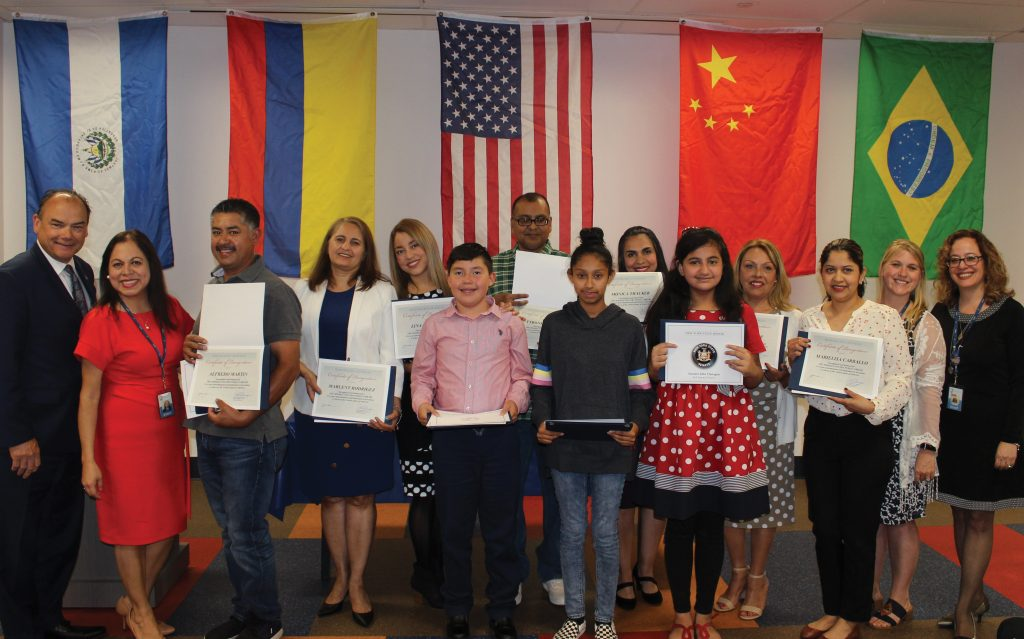 Congratulations New Citizens!