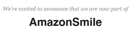 Support the Friends AmazonSmile