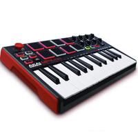 MPK Mini Compact Keyboard and Pad Controller